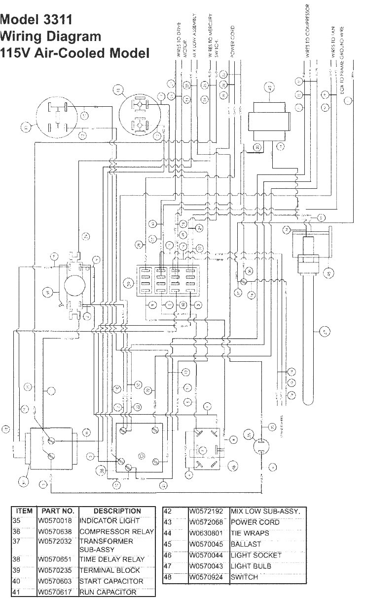 true freezer t 49f wiring diagram Download-True Freezer Wiring Diagram Unique True Freezer T 49f Wiring Diagram New Update within 9-p