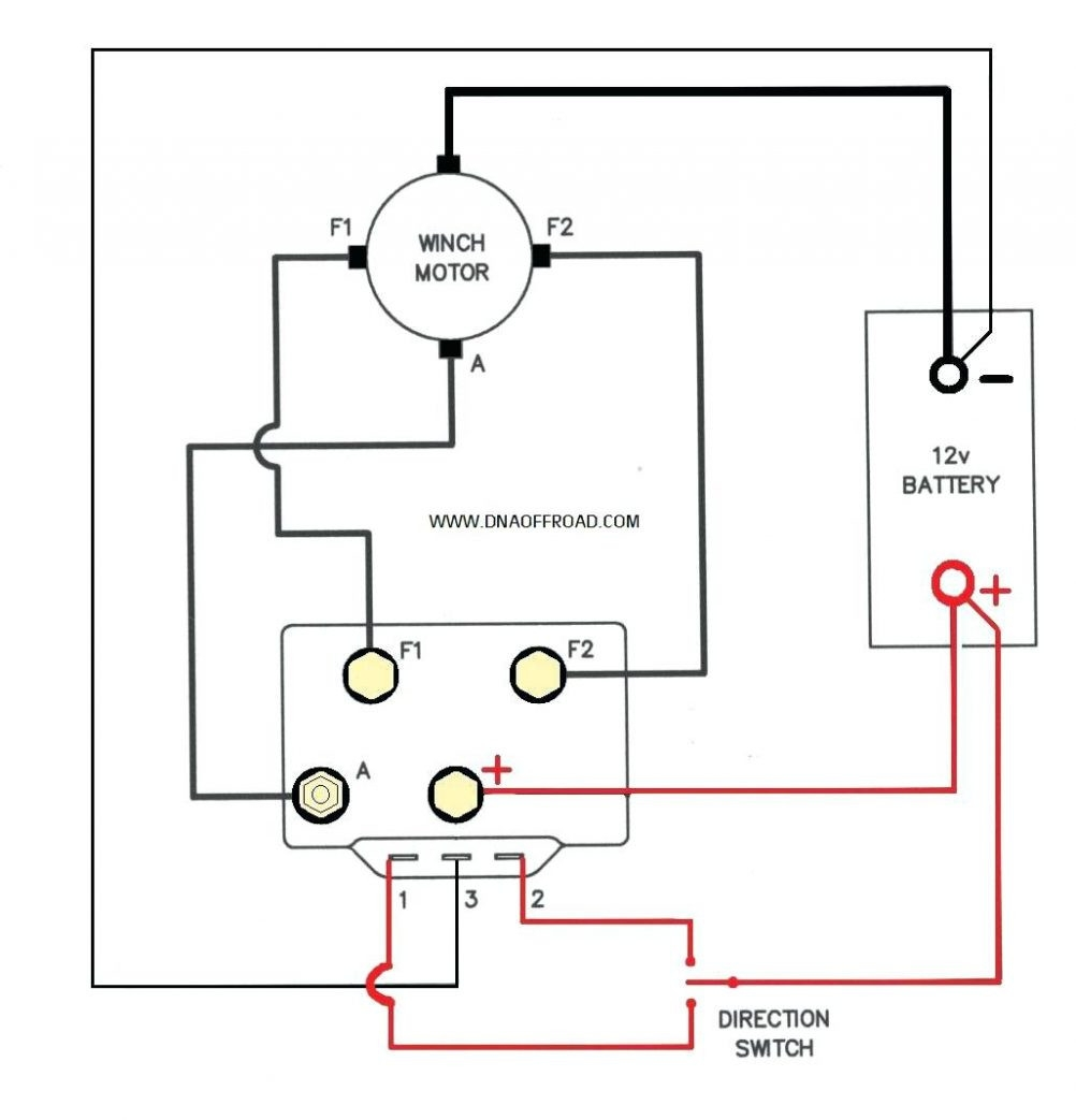 Superwinch Lt3000 Atv Wiring Diagram - Wiring Diagram