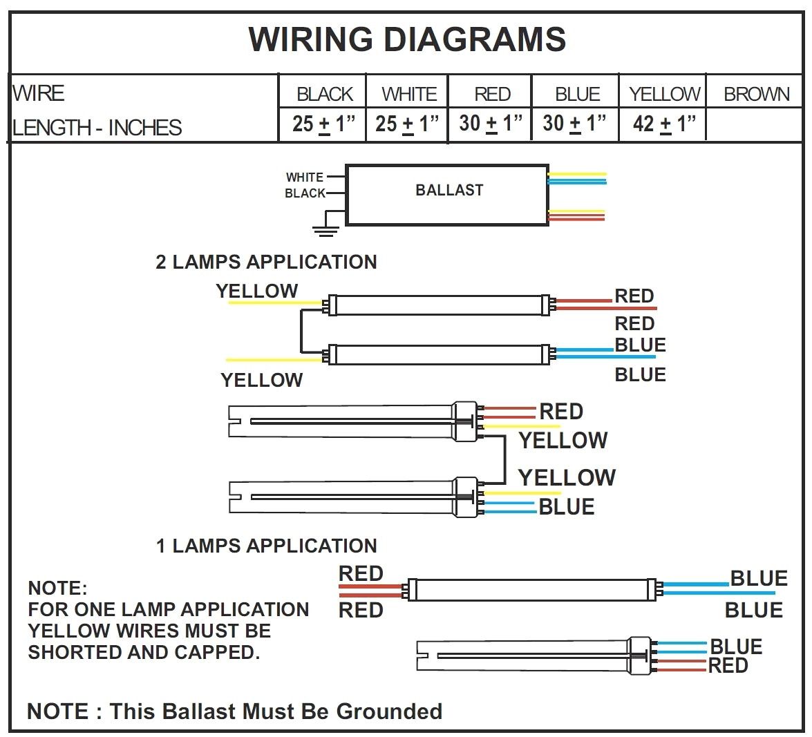 twin tube fluorescent light wiring diagram - t8 ballast wiring diagram in  modern fluorescent light incredible