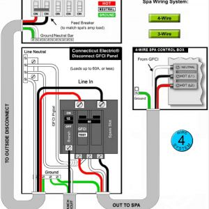 Two Pole Gfci Breaker Wiring Diagram - 2 Pole Mcb Wiring Diagram Refrence Gfci Breaker Wiring Diagram Best Wiring A 220 Volt Gfci 15q