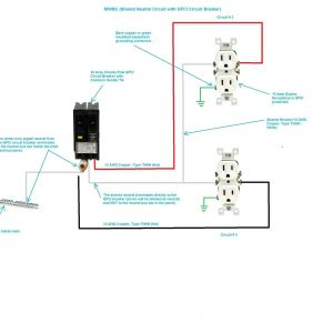 Two Pole Gfci Breaker Wiring Diagram - Wiring Diagram Gfci Breaker New Double Pole Mcb Wiring Diagram Fresh Amazing Double Pole Breaker 2o