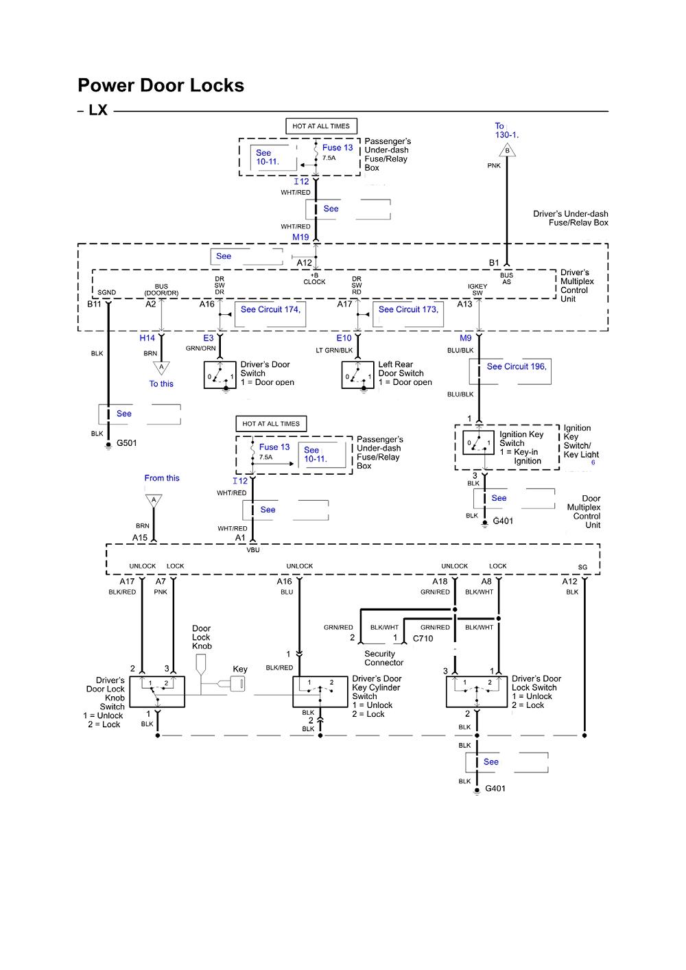 type b door locks wiring diagram free wiring diagram