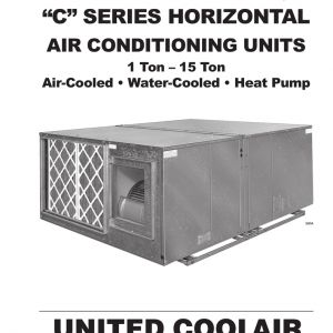 United Cool Air Wiring Diagram - 1 2bb F3e C3829a0542c96d27 8e