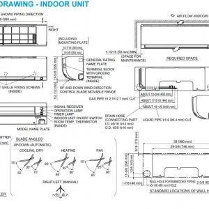 United Cool Air Wiring Diagram - Amazon Daikin 18 000 Btu 220v 18 Seer Mini Split Inverter Air Conditioner Home & Kitchen 19o