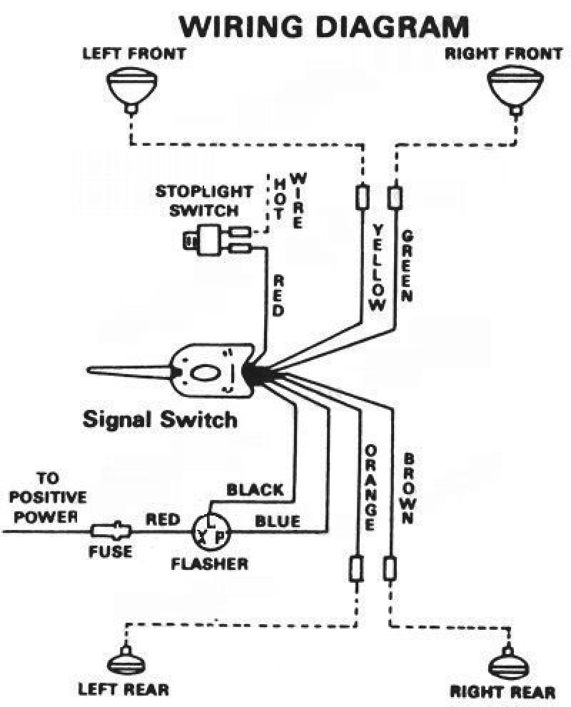 universal turn signal wiring diagram Download-Turn Signal Wiring Diagram Motorcycle Elegant 10-i