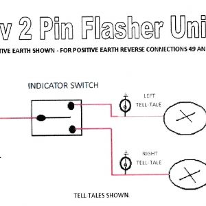 Universal Turn Signal Wiring Diagram - Wiring Diagrams for Turn Signal New Universal Turn Signal Switch Wiring Diagram 1e
