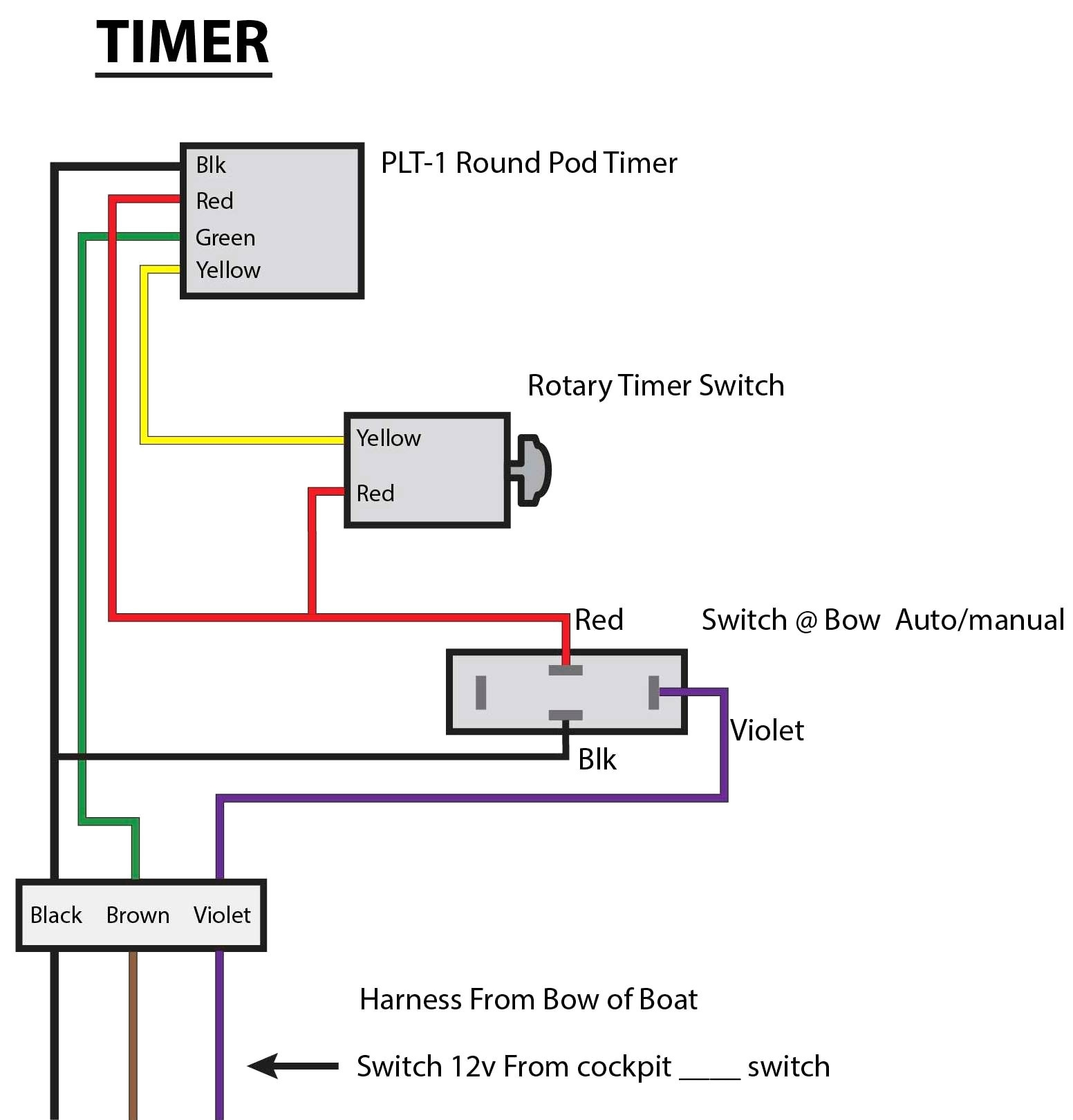 ups bypass switch wiring diagram Collection-Wiring Diagram for Ups bypass Switch New Rotary Switch Wiring Diagram Ge Cr115e Auto Electrical Wiring 2-m