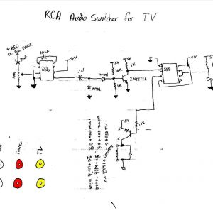usb to rca cable wiring diagram