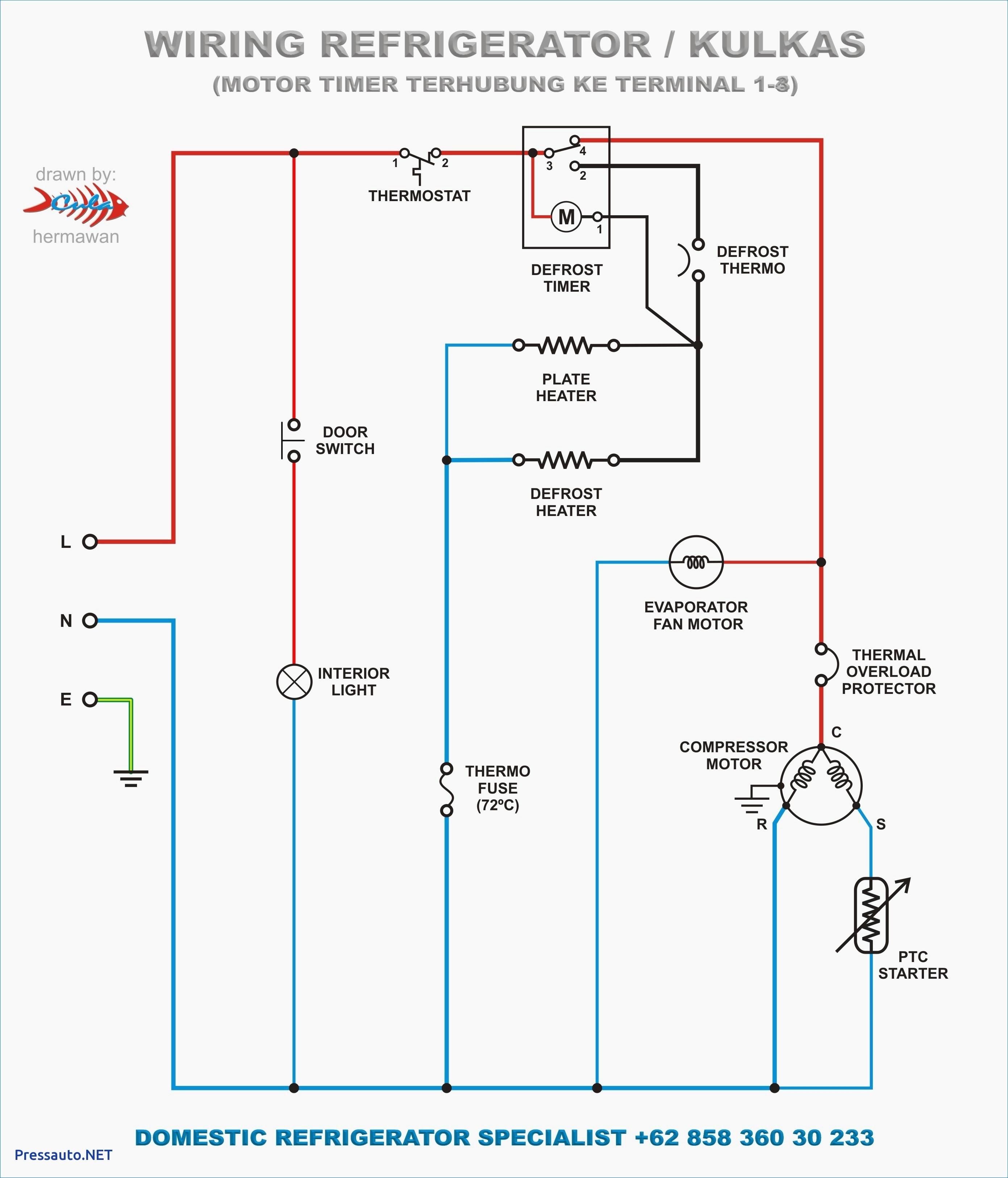Danfoss Underfloor Heating Wiring Diagram - Wiring Diagrams on