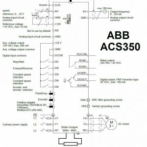 Vfd Panel Wiring Diagram - Abb Drives Vfd Vsd 15h