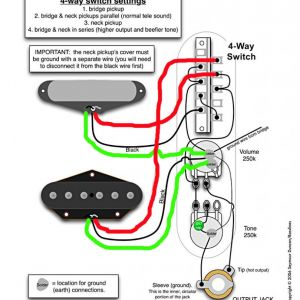 Vintage Telecaster Wiring Diagram - Fender Telecaster Wiring Diagram at Bridge Inside S1 Switch Roc Endearing Enchanting Humbucker 10c