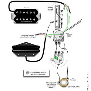 Vintage Telecaster Wiring Diagram - Standard Telecaster Wiring Diagram Luxury Fender S1 Wiring Diagram Telecaster Google Search 6r