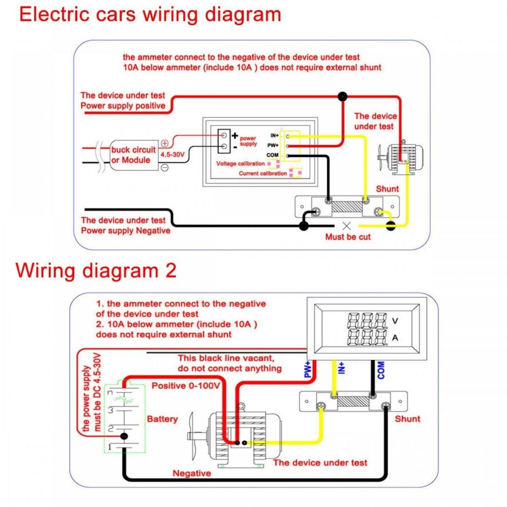 typical alternator with amp meter wiring diagram volt amp meter wiring diagram | free wiring diagram volt amp meter wiring diagram