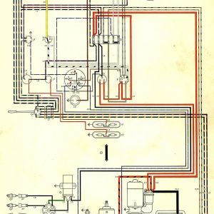 Vw Beetle Wiring Diagram 2000 - Bus 59 Usa 10p