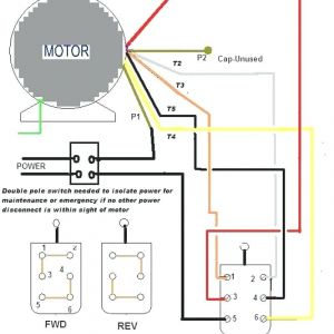 Wagner Electric Motor Wiring Diagram - Fancy Magnetek Motor Wiring Diagram Position Best for 11n