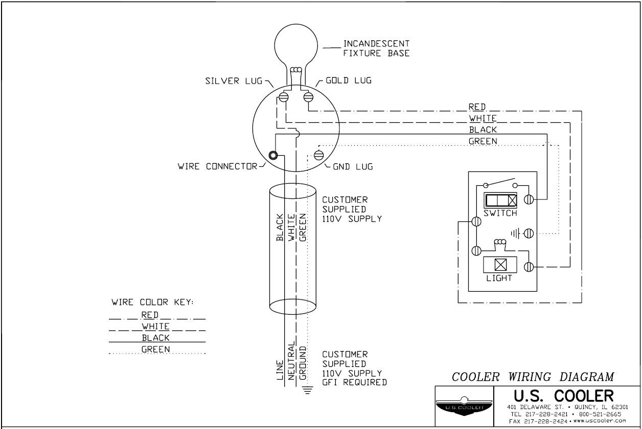 Walk In Freezer Defrost Timer Wiring Diagram