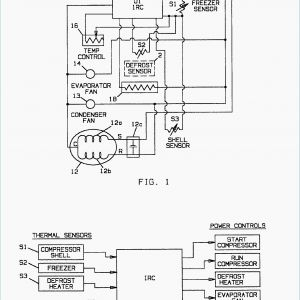 Walk In Freezer Defrost Timer Wiring Diagram | Free Wiring Diagram Walk In Freezer Schematic Diagram Compressor on