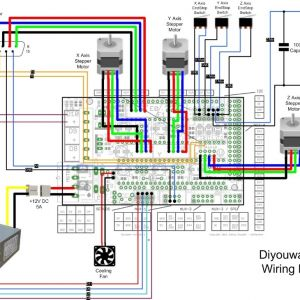 Wantai Stepper Motor Wiring Diagram - Wiring the Electronics 9c