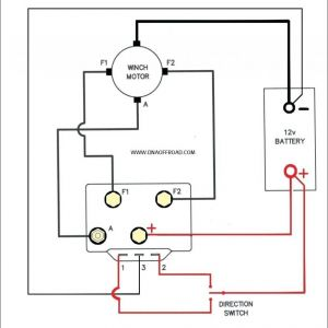 Warn Winch Wiring Diagram - Warn Winch Wiring Diagram Unique 14r