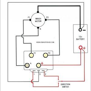Warn Winch Wiring Schematic - Warn Winch Wiring Diagram Unique 12s