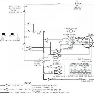 Washing Machine Motor Wiring Diagram - Sd Washer Motor Wiring Diagram Free Wiring Diagram Wire Rh Wattatech Co 6r