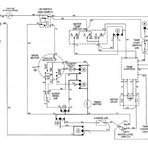 Washing Machine Motor Wiring Diagram - Washing Machine Wiring Diagram and Schematics Inspirationa May Washer Wiring Diagram Lovely May Washer Parts Model 1d