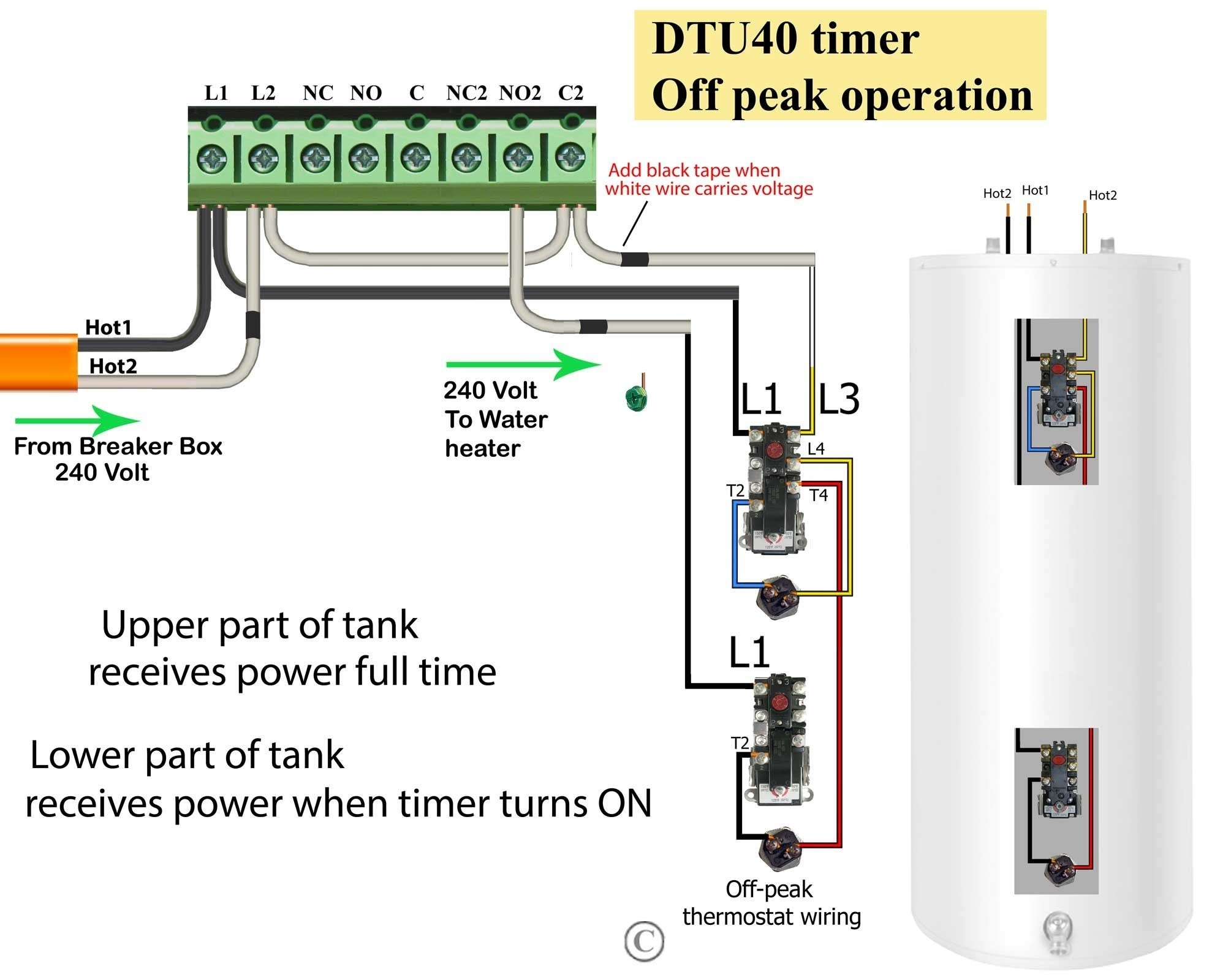 water heater timer wiring diagram Collection-Wiring Diagram Immersion Heater Timer Fresh Wiring Diagram for Water Heater New Hot Water Heater Wiring 15-j
