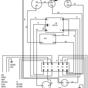 Water Well Pump Wiring Diagram - Water Pump Pressure Switch Wiring Diagram Fresh Wonderful Franklin 11f