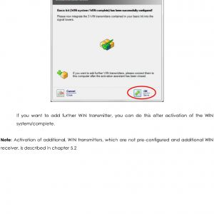 Werma Signaltechnik Wiring Diagram - Page 3 Of Win1 Tranceiver User Manual 2 Werma Signaltechnik Gmbh Co Kg 5b