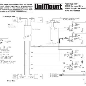Western Salt Spreader Wiring Diagram - Western Unimount Hb Headlight Harness Kit Dodge Ram Additional Information Sno Way Predator Plow Wire 12q