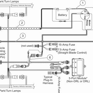 Western Snow Plows Wiring Diagram Headlights | Free Wiring Diagram on