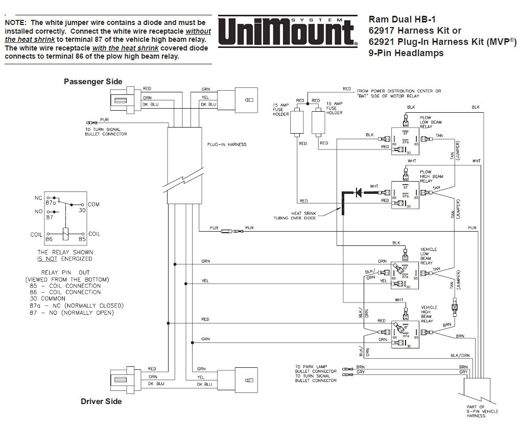 Western Snowplow Wiring Diagram - Western Snow Plow solenoid Wiring Diagram Collection Western Snow Plow Wiring Diagram Unimount Library Ayurve Download Wiring Diagram 7r