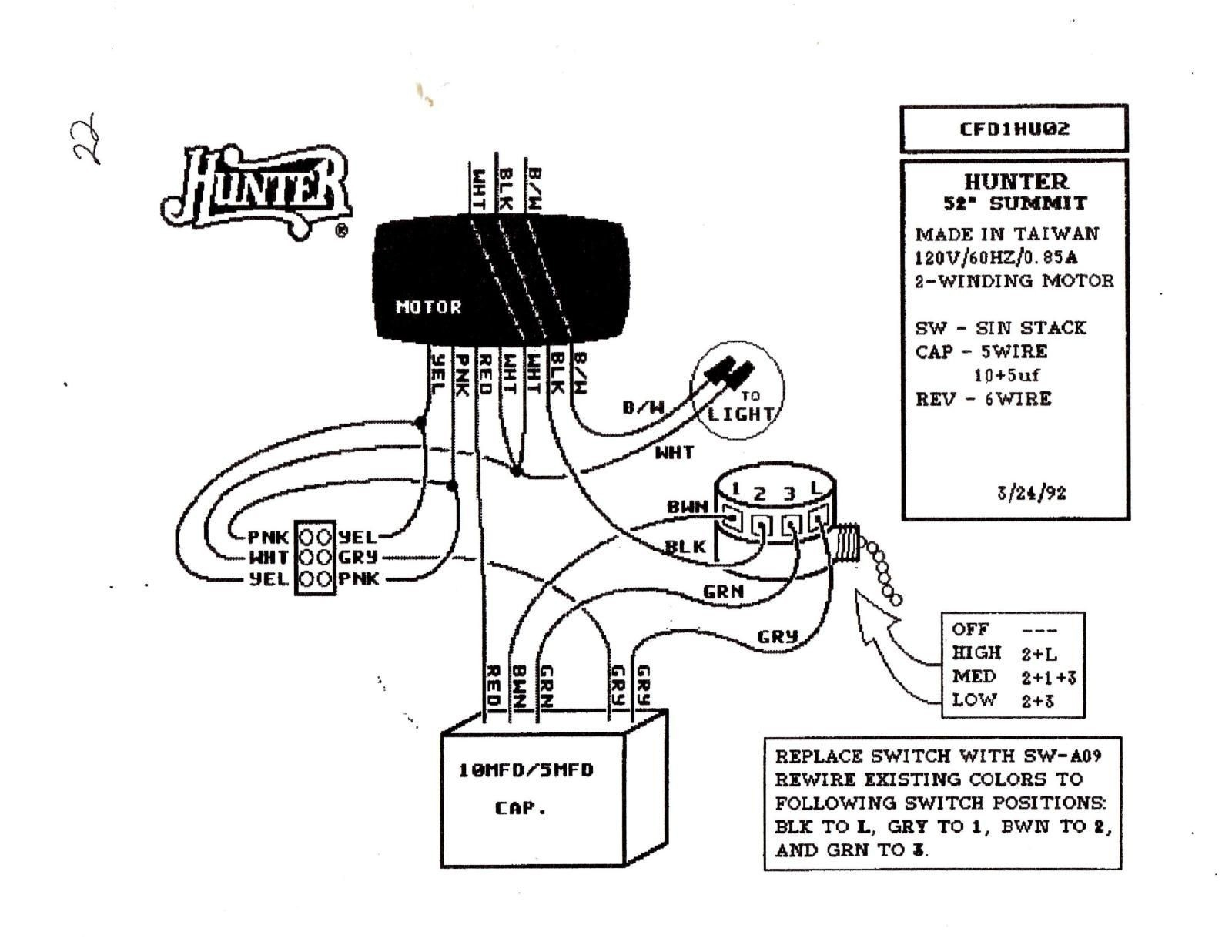 westinghouse ceiling fan wiring diagram