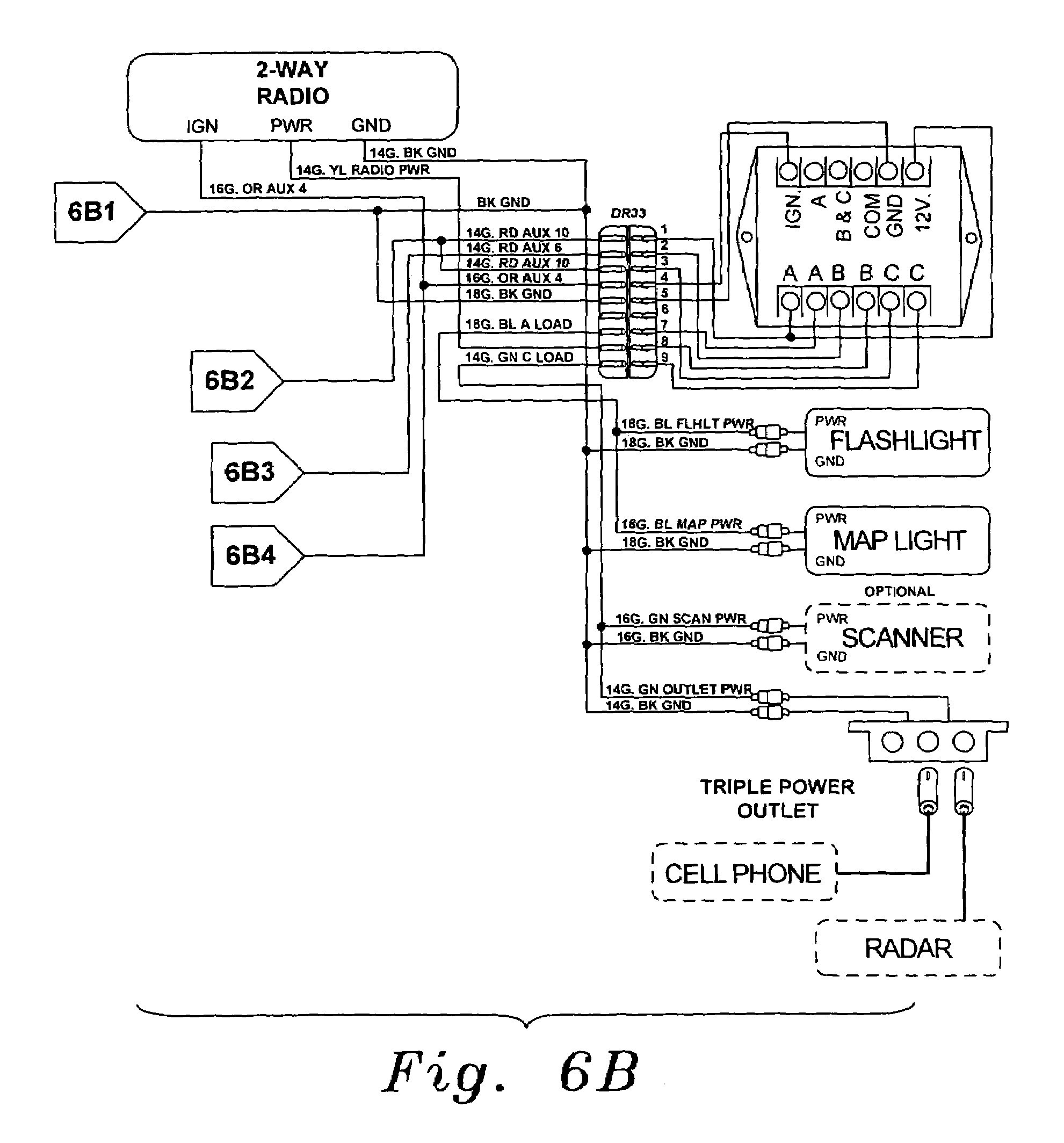 Whelen 295slsa1 Wiring Diagram