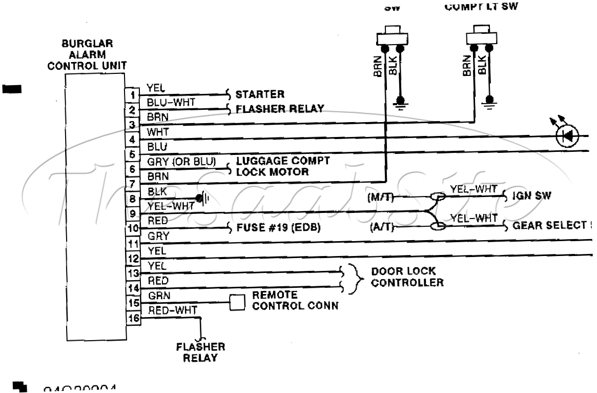 Whelen Freedom Lightbar Wiring Diagram