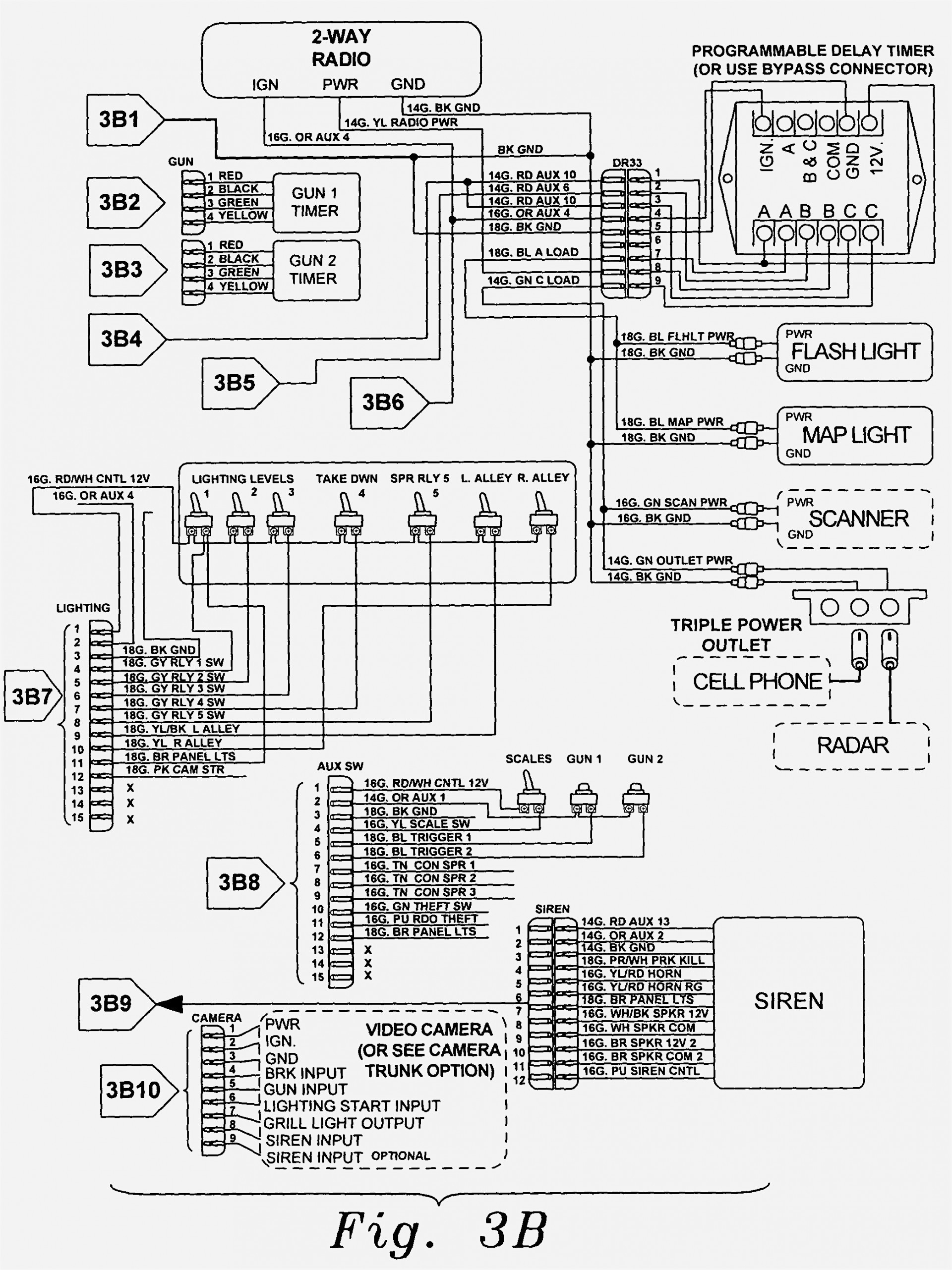 whelen liberty lightbar wiring diagram Collection-Wiring Diagram for Whelen Light Bar Refrence Wiring Diagram for Whelen Edge 9000 Refrence Light Bar 3-h