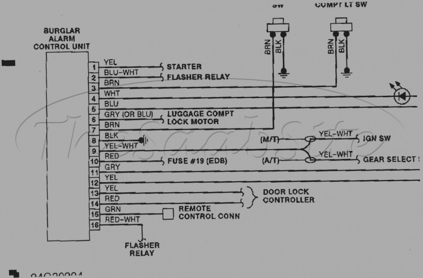 whelen siren 295slsa6 wiring diagram Download-Whelen Epsilon Wiring Diagram New Whelen Alpha Siren Wiring Diagram Tamahuproject Wiring Diagrams 14-i