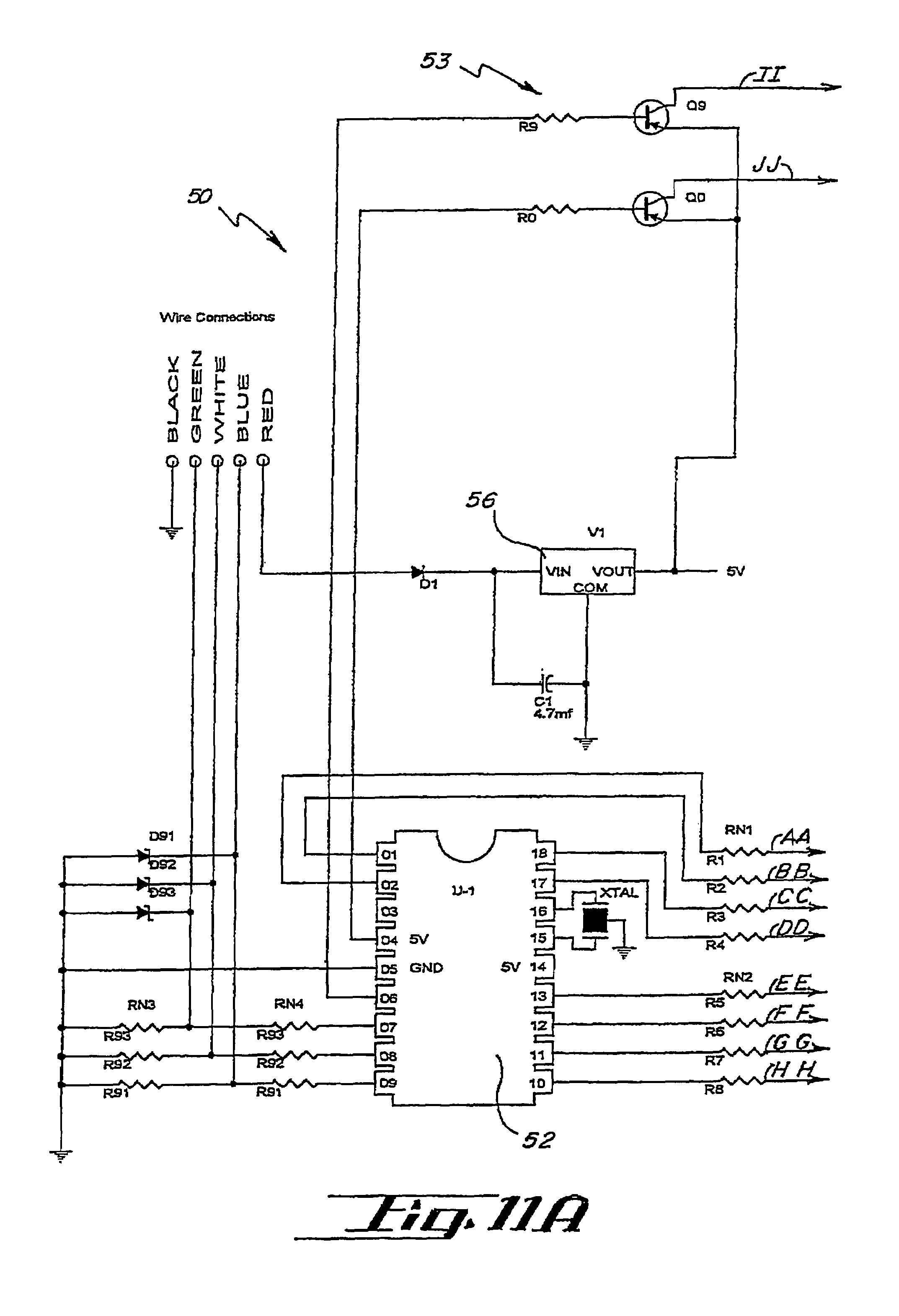 911ep light bar wiring diagram wiring diagram centre  elite light bar 911ep galaxy wiring diagram #4