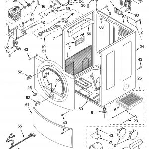 Whirlpool Dryer Wiring Diagram - Whirlpool Model Gew9250pw0 Residential Dryer Genuine Parts Rh Searspartsdirect Whirlpool Duet Washer Parts Diagram Whirlpool Duet Dryer Parts 7i