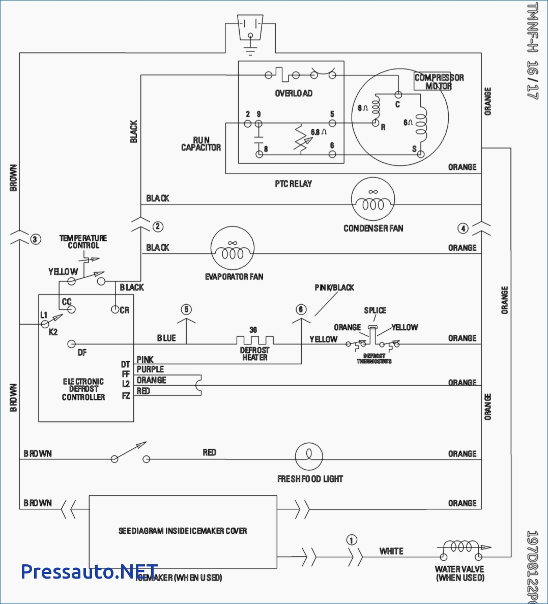whirlpool refrigerator wiring diagram | free wiring diagram whirlpool wiring diagram whirlpool wire diagram