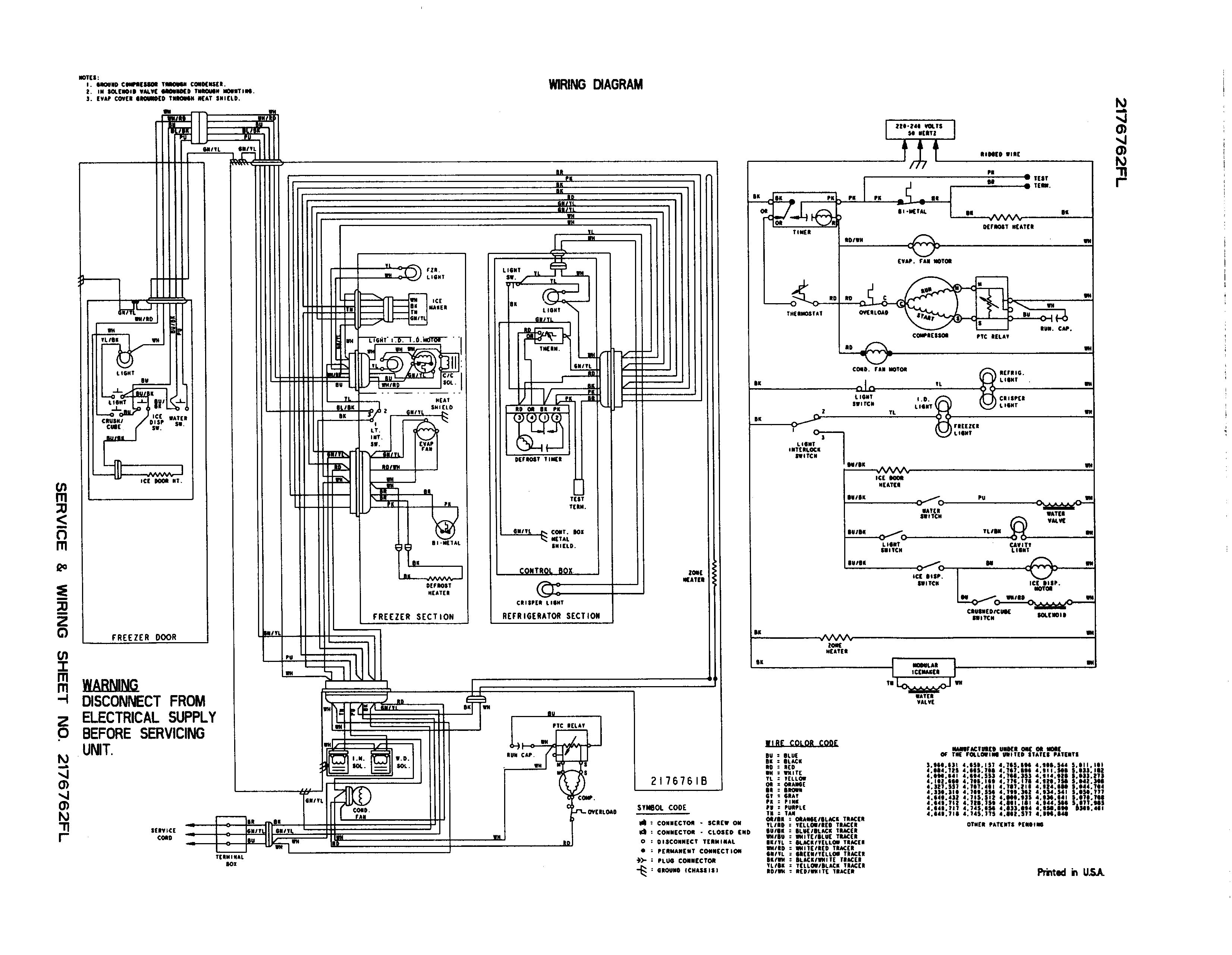 whirlpool refrigerator wiring diagram Collection-Wiring Diagram Whirlpool Ice Maker Valid Ge Refrigerator Wiring Diagram Ice Maker Fresh Whirlpool 8-c