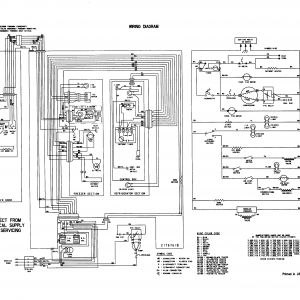 Whirlpool Refrigerator Wiring Schematic - Whirlpool Refrigerator Wiring Diagram Collection Whirlpool Refrigerator Wiring Diagram Electrical Schematic for Striking Kenmore Ice 18f