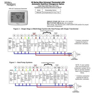 White Rodgers 1f95 1277 Wiring Diagram - White Rodgers 1f95 1277 Wiring Diagram White Rogers Heat Pump Wiring Diagram Wiring Diagrams 2n 2m