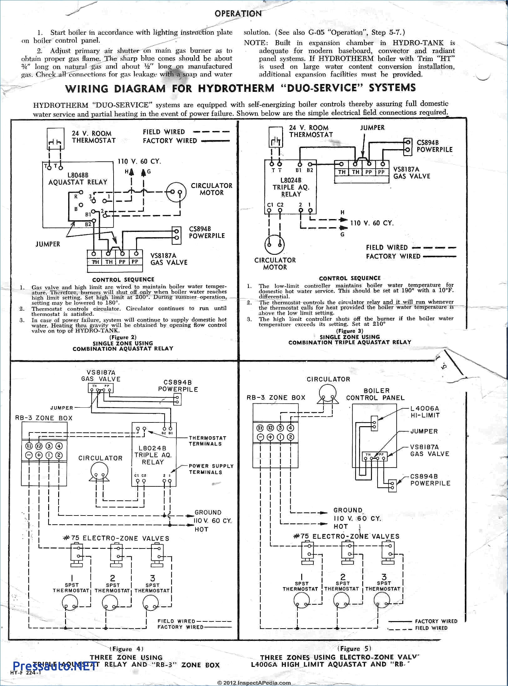 White Rodgers 24a01g 3 Wiring Diagram Free Stelpro Baseboard Heater Relay Image About