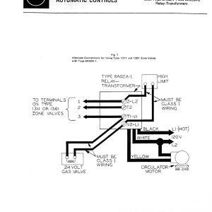 White Rodgers Gas Valve Wiring Diagram - White Rodgers 3 Wire Zone Valve Wiring Diagram Likewise White Rh Imalberto Co 7s