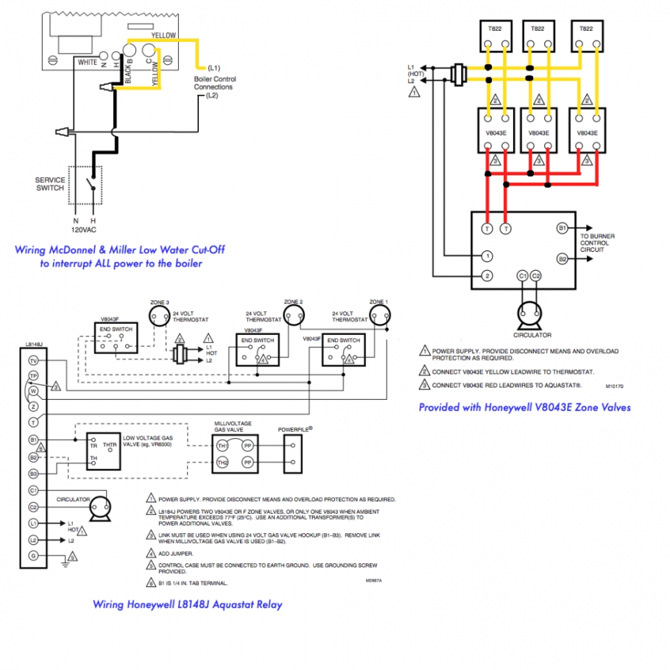 Wiring Diagram For Gas Valve - Wiring Diagrams on
