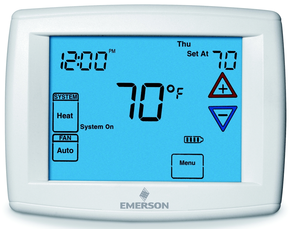 White Rodgers Thermostat Wiring Diagram 1f79 Free Programmable Emerson Big Blue 12 Display Touchscreen Fan