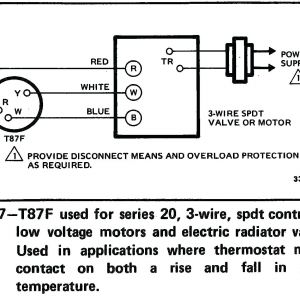 White Rodgers thermostat Wiring Diagram 1f80 361 - White Rodgers thermostat Wiring Diagram Luxury thermostat Wiring Diagram Honeywell Th3210d1004 Duo therm Rheem 10s