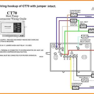White Rodgers thermostat Wiring Diagram Heat Pump - Amazing Goodman Heat Pump thermostat Wiring Diagram S Dual Fuel 8i