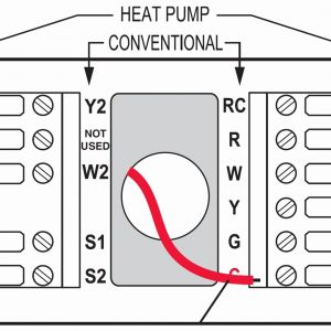 White Rodgers thermostat Wiring Diagram Heat Pump - Wiring Diagram Emerson thermostat Wiring Diagram Luxury Heat Pump 19j